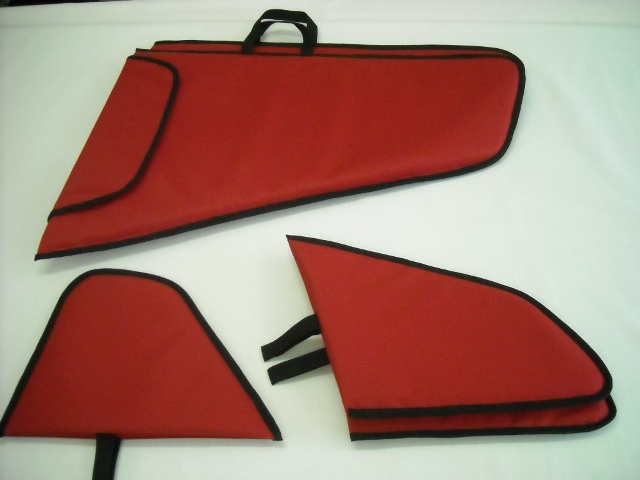 BVM Electra Standard Tail - Red